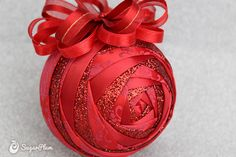 Ends September 4th! Special LIMITED TIME Bundle! Iris AND Rosebud Ornament Patterns by SugarPlum