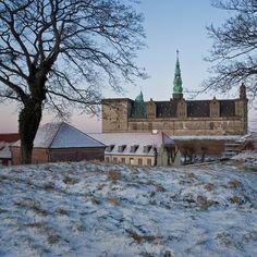 Kronborg (Hamlets Castle), Helsingør, Denmark. Architect: Erik Møller Arkitekter A/S