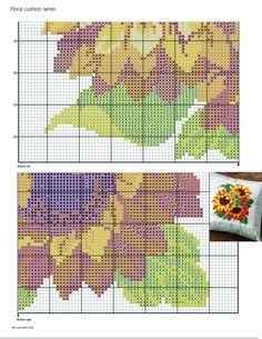 Sunflowers Pillow 1.3
