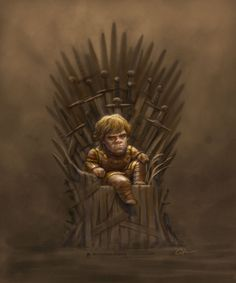 ✯ Game of Thrones Tyrion Lannister by `imaginism✯