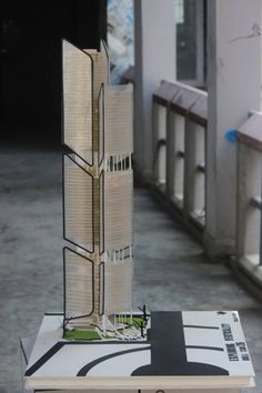 © Abdullah Al Noman Post Crisis Banking Architecture - The (Virtual) Office The submit disaster bank Architecture Model Making, Modern Architecture Design, Futuristic Architecture, Facade Architecture, Concept Architecture, Modern House Design, Amazing Architecture, Arch Model, Building Design