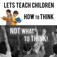 Give them the tools to be better than us, not teach them to think like us and recreate the same problems we already have!