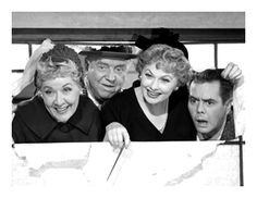 The Gang---> I Love Lucy!