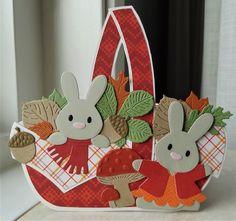 Baby Bunnies, Bunny, Marianne Design Cards, General Crafts, Stencil Designs, Kids Cards, Fall Crafts, Cardmaking, Stencils