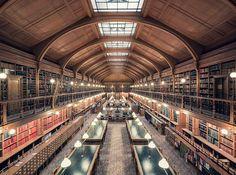 The world's most beautiful libraries: Bibliothèque de l'Hôtel de Ville