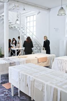 Trend Union hq, 2014 trends according to Li Edelkoort