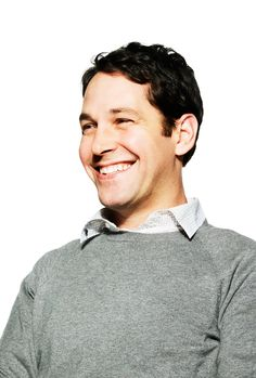 I want an all-day Paul Rudd movie fest, because he's half-British, hilarious, handsome, and on my No Regrets list.