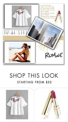 """romwe"" by marinatadic ❤ liked on Polyvore featuring Dolce&Gabbana"