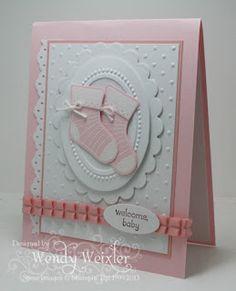 Cute new born card