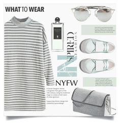 """""""#213) NYFW"""" by fashion-unit ❤ liked on Polyvore featuring Acne Studios, Chicnova Fashion, Serge Lutens and NYFW"""