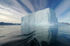 Behold the Frozen Monolith, Greenland