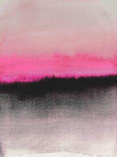 Double Horizon Art Print by Georgiana Paraschiv   Society6