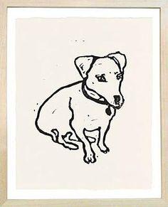 John Derian Company Inc — Morriss (the Dog)