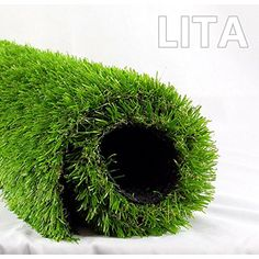LITA Premium Artificial Grass 28 in x 40 in Square FT) Realistic Fake Grass Deluxe Turf Synthetic Turf Thick Lawn Pet Turf -Perfect for Indoor/Outdoor Landscape - Customized Outdoor Landscaping, Outdoor Gardens, Indoor Outdoor, Outdoor Living, Outdoor Rugs, Outdoor Doormats, Indoor Camping, Outdoor Carpet, Plants Indoor