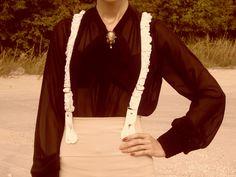 Szmaty świata: Warszawska moda powojenna. Business lady.