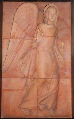 angelo annunciazione, palazzo vescovile, Rovigo