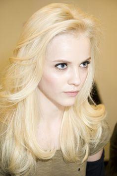 platinum blonde hair pale skin blonde hair color make