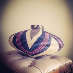 My 'isichumo'  zulu basket, a water tight vessel. I use native grasses and palm leaves to make the baskets. For ordering one contact sinegugu@bambizulu.com or visit www.bambizulu.com #zulubasket #craft #follow#love #support #believe #art#africa #africanwomen #zulu#home #homedecor #africanart#masterpiece #beauty#handwork #worldclassart#patterns #nature #organic #arts#authentic