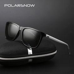 awesome Sunglasses Men Polarized Brand Designer Points Women/Men Vintage Eyewear Sports Driving Sun Glasses Accessories 11.6