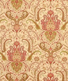 Waverly Byzance Antique Fabric