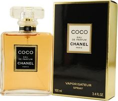 My latest present from hubby... Google Image Result for http://www.salamzone.com/product_images/j/358/Coco_by_Chanel_for_Women__Eau_De_Parfum_Spray__17269_zoom.jpg