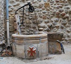 Templar Well Campagne-sur-Aude - Aude