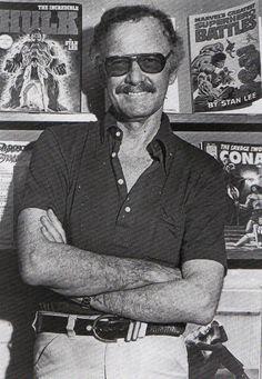 Smilin' Stan Lee