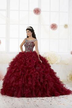 b91f0583536 Quinceanera Dress  26897  HouseOfWu  QuinceaneraMall  QuinceaneraDress  Quinceanera Dresses Maroon