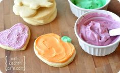 Cookies BLOG, sugar cookies