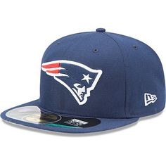 Men s New Era Tennessee Titans Sideline Football Structured Fitted Hat 425799c5e0db