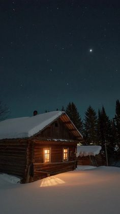 "Photo from album ""ЗИМНИЕ обои"" on Yandex. Fairytale Castle, Winter Photos, Romantic Homes, Dark Wallpaper, Iphone Wallpaper, Winter House, Log Homes, Russia, Beautiful Places"