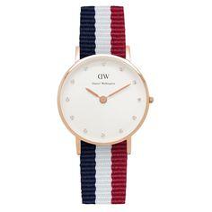 Daniel Wellington Watch - Classy Cambridge Lady - Rose Gold from Urban Trait