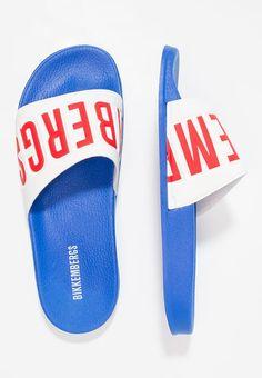 Pedir Bikkembergs SWIMMER - Chanclas de baño - white/red/bluette por 49,95 € (2/06/17) en Zalando.es, con gastos de envío gratuitos.