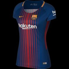 959e48bb561 17-18 Barcelona Home Women s Jersey Shirt  barcelona  nike  womens  jersey
