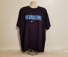 Nike Basketball Adult Blue 3XL TShirt #Nike #ShirtsTops