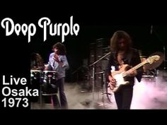 DEEP PURPLE - Live 1973Great gig with good sound! Osaka, Deep Purple, Hard Rock, Rock Bands, Japan, Album, Live, Concert, Metal