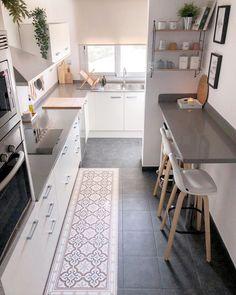 Kitchen Room Design, Kitchen Decor, Küchen Design, House Design, Interior Design, Sweet Home, Budget Home Decorating, Home Improvement Loans, Cuisines Design