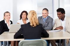 How to stand out in a group interview | The Work Buzz