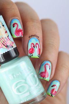 Fashion Friday Nails - Sophia Webster Resort 2015
