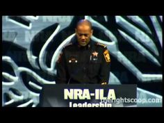 FULL SPEECH: Watch Sheriff David A. Clarke Jr.'s FANTASTIC speech at the NRA-ILA Leadership Forum,
