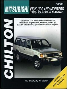 Free download honda cr v 2002 2006 haynes service repair manual mitsubishi pick ups and montero 1983 95 haynes repair manuals fandeluxe Images