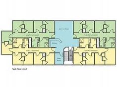 health care clinic floor plans - Google Search | Healthcare ...