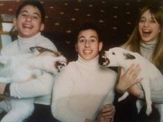 These Kids Raised by Rabid Ter... is listed (or ranked) 2 on the list The Greatest Awkward Family Photos In Internet History