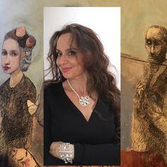 Katarína Vavrová - artist