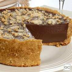 Tart Recipes, Sweet Recipes, Flan, Cheesecakes, Bakery, Good Food, Food And Drink, Pie, Cookies