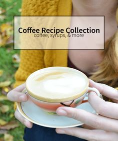 Follow this easy how to make a homemade latte tutorial to make perfect lattes on your stovetop at home!! Tips for no-espresso maker or milk frother! #CoffeeTime