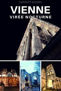 Isère: Visite nocturne de la ville et de ses monuments emblématiques. Rhône-Alpes, France