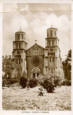 Mombasa Catholic Church
