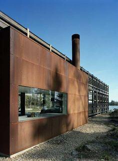 H-House by Widjedal Racki Bergerhoff, Trosa, Sweden