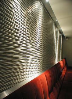 Routed panel are an exciting range of decorative, textured wall panels with patterns carved into their surface. A feature wall in 3D wall panels creates a huge impact, lending an architectural feel to the room at relatively little cost. Learn more about Routed panels and their applications on www.seriessupplies.com